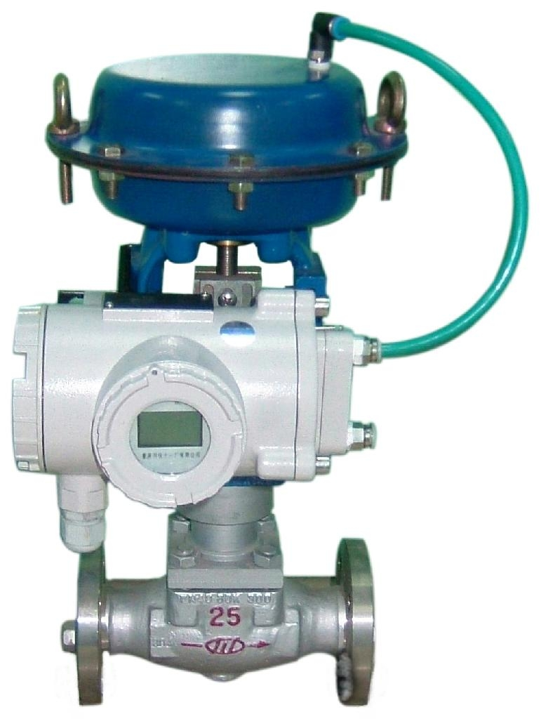 Smart Valve Positioner Hic Cnhuier China Manufacturer