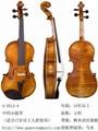 中档小提琴VLA-4北京小提琴