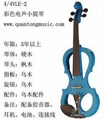 电声小提琴VLE-2北京小提琴
