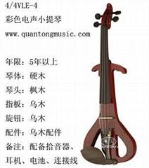 电声小提琴VLE-4北京小提琴