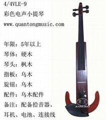 电声小提琴VLE-9北京小提琴
