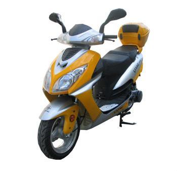 scooter; gas scooter 1
