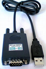 USB 2.0 TO RS232 Cable