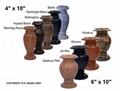 cemetery vase