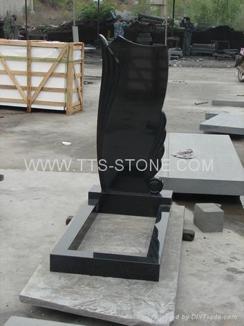 Russian black monument  4
