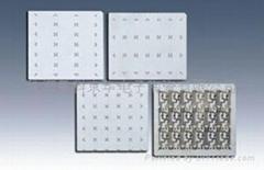 Substrates for crystal oscillator