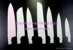 Selling Zirconia Ceramic Knife Blade