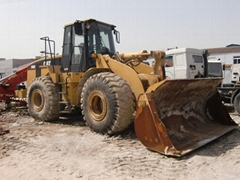 966G used loader Caterpillar wheel loader
