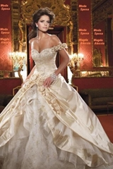 Wedding Dress/Bridal Dress (HS-473)