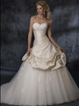 High Quality Bridal Dress (HS-2050)
