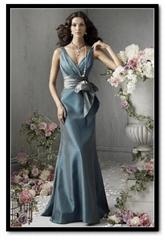 Prom Dress, Party Dress, Evening Dress (HS-056)