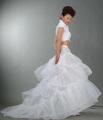 Under Skirt for Wedding Dress (CQ-004)
