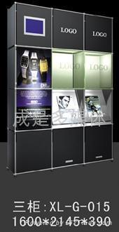 轻便式展览柜 3