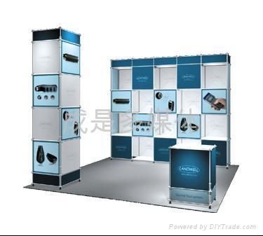轻便式展览柜 5