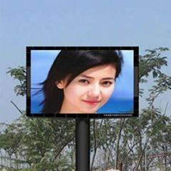 Outdoor LED display screen signs indoor display video billboard
