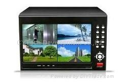 Deluxe 4CH stand alone DVR