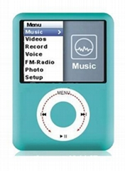 Small MP4 Player with 1.8 inch Screen