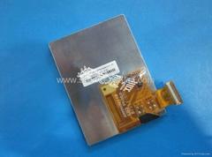 HP ipaq 1717/1710/2110 display,HP 2490/2750 touch screen.TD035STEB3 PDA LCD