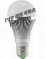 批发NTDX-E27-7W调光球泡灯 5