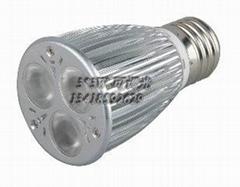 批发新款上市推广CREE调光射灯E27-9W/6W/10W