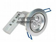批发CL3*3W/9W可控硅dimmer筒灯