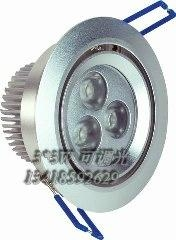 可控硅调光新品LED大功率筒灯5*2W 3