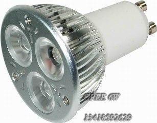 CREE LED射灯3W调光 1
