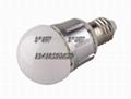 SZ新品大功率G60/7*1W调光球泡灯批发 2