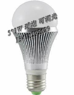 批发NTDX-BL5Wdimmable LED球泡灯红外遥控 1