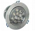 可控硅调光新品LED大功率筒灯5*2W 4