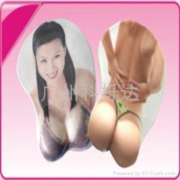 美女鼠标垫 2