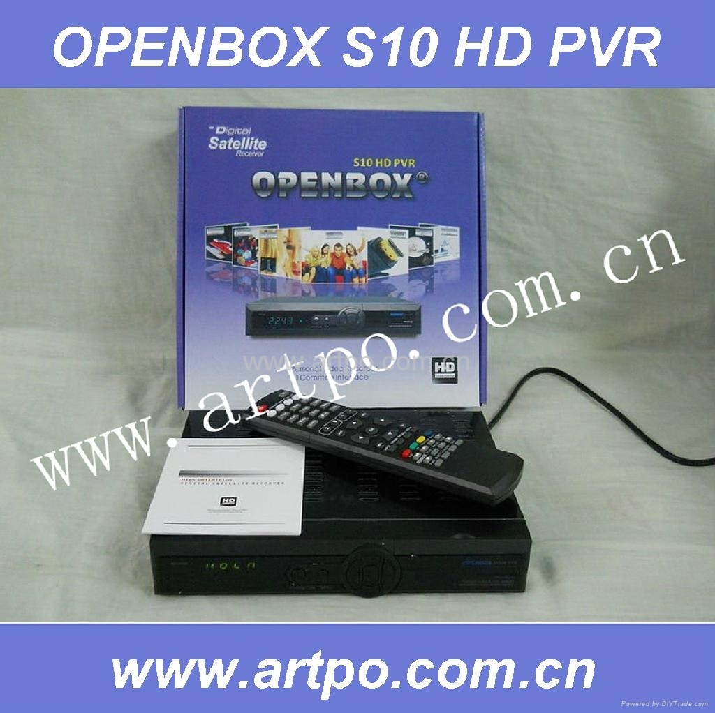 Openbox s9 hd pvr manual