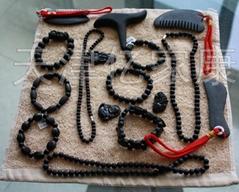 供應砭石養生保健飾品