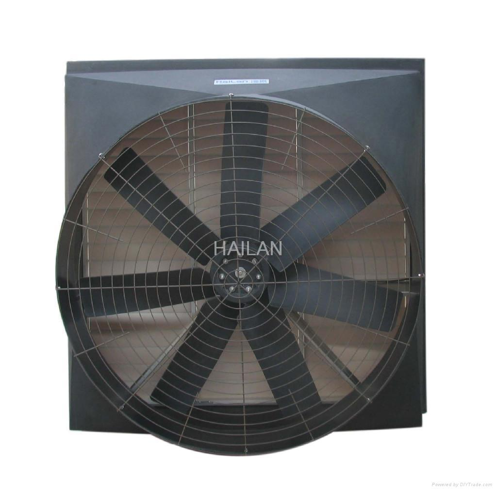 Industrial Ventilation Fans : Exhaust fans hf hailan china other industrial