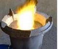 供应醇基节能猛火炉