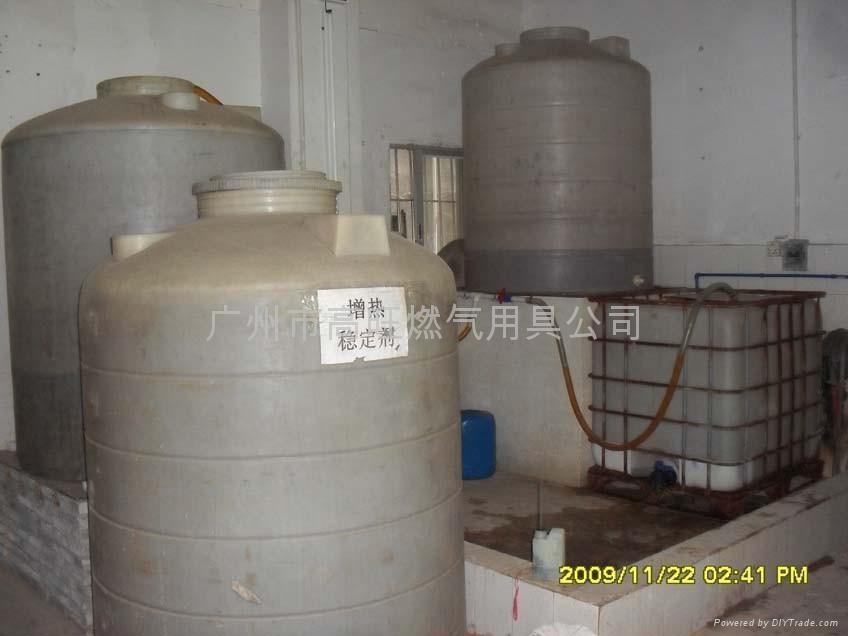 醇基助燃剂 1