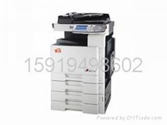 震旦复印机AD166、震旦ADC208彩色复印机出租、销售