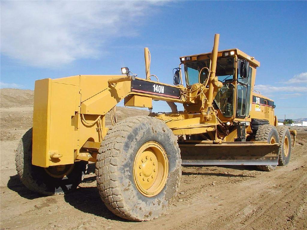 G Cat Construction used grader CAT 140H 140G 120G