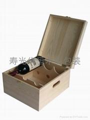 木製紅酒禮品盒