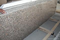 Polished xili red granite slabs,granite tiles