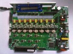 供应东芝集团电话16路数字分机板BWDKU1A