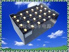 上海电动堆高车平板车电池