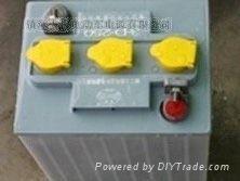 福建电动四轮车蓄电池 1