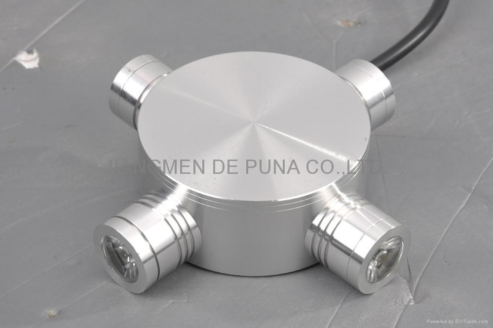 sell high powr 4W LED wall lamp/LED wall light 2