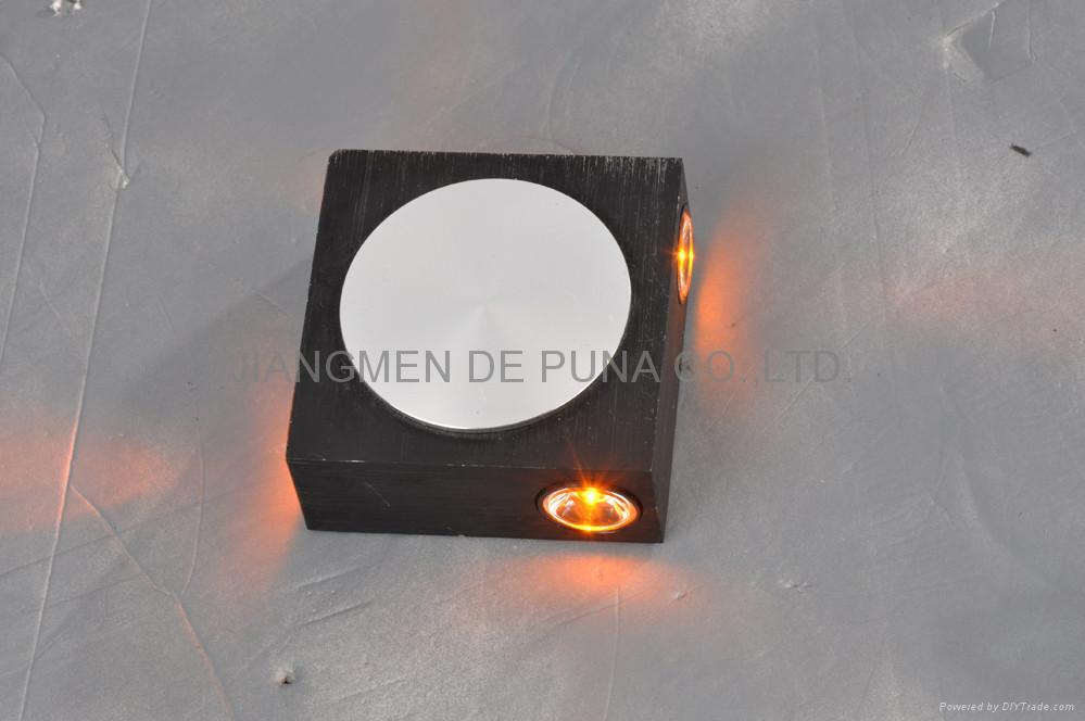 sell high powr 4W LED wall lamp/LED wall light 3