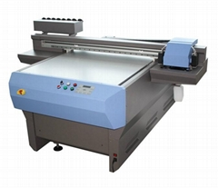 金属玻璃亚克力板数码印花彩绘直喷打印机