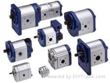 德国REXROTH力士乐内啮合齿轮泵和叶片泵