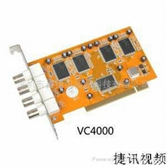 天敏視頻採集卡VC4000