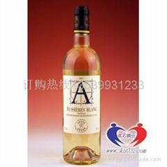 拉菲奥希耶干白葡萄酒
