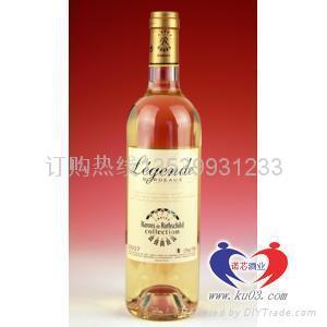【進口紅酒】拉菲傳奇干白 1